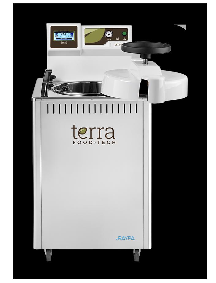 Esterilitzador compacte vertical TERRA