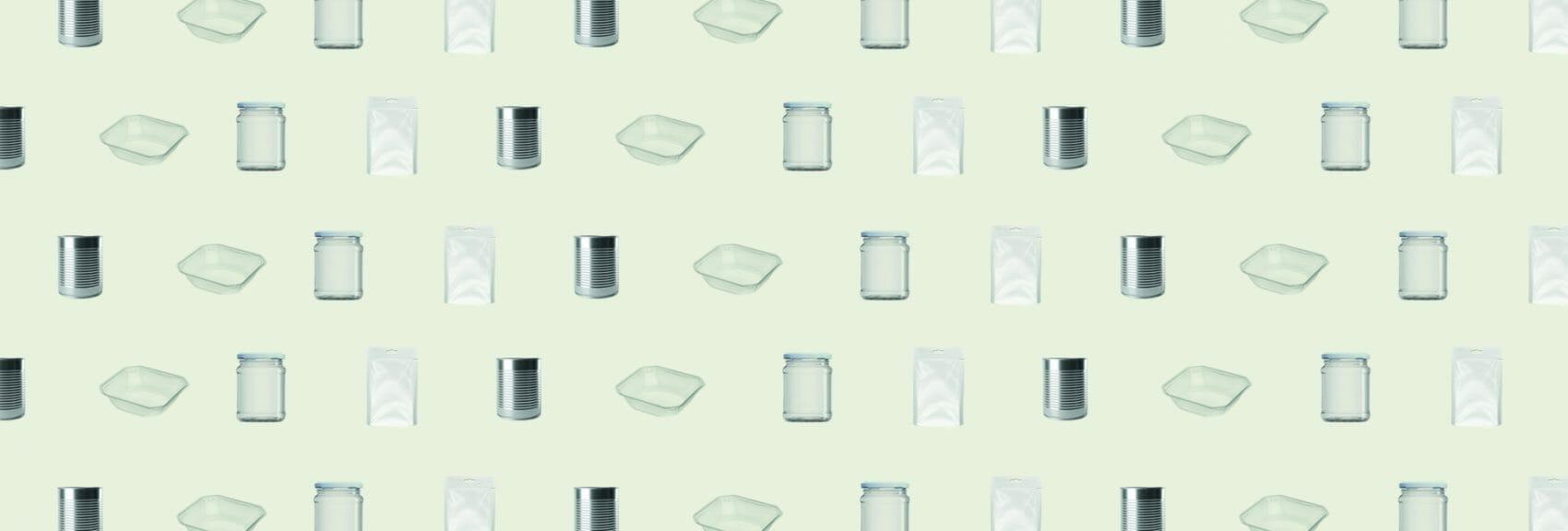 Imballaggi adatti per l'inscatolamento