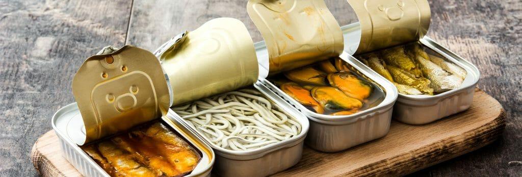 Tradición de las conservas gourmet