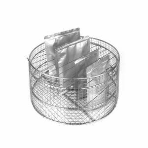 Bastidores a medida para envases flexibles