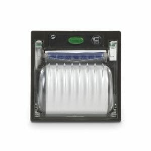 Impresora térmica integrada para la impresión de datos de ciclos de esterilización de cada lote.