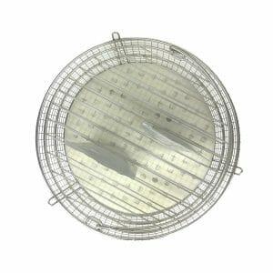 Separador de silicona para evitar desperfectos cuando se apilan envases