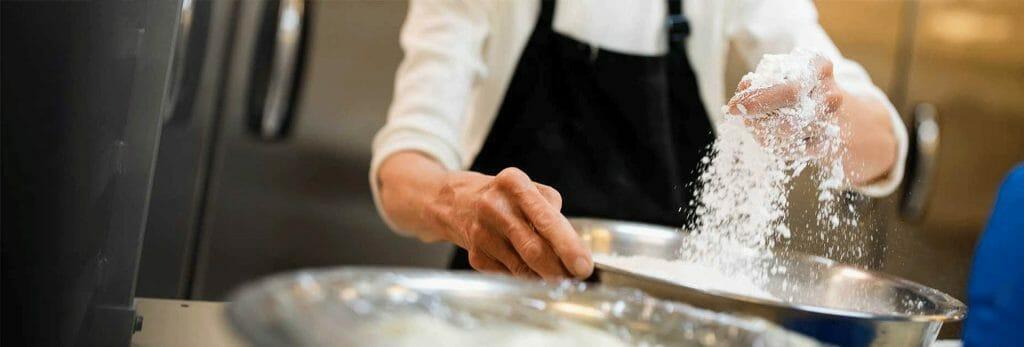 Lapiko Catering elabora les conserves Ecoberri