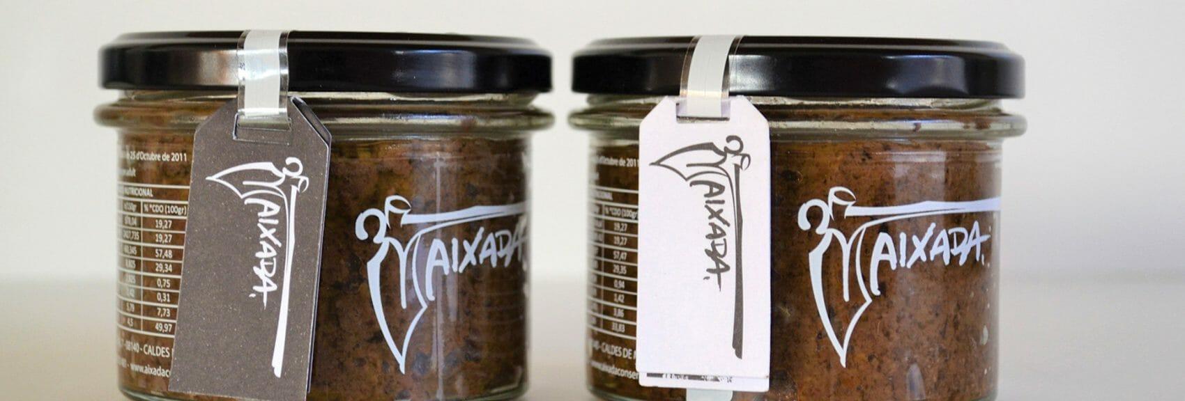 Conserve gourmet di Aixada Conserve