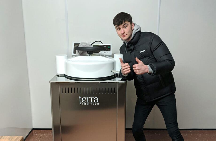 Supernatural Fuel s'elabora amb les autoclaus de TERRA Food-Tech